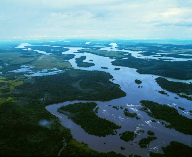 Orinoco River To Your Scatter...