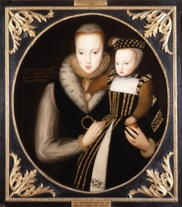 Lady Katherine Grey, who secretly married Edward Seymour, and died at the age of 28 in the Tower.