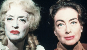 Of Bette and Joan's infamous feud nothing is written by Bette here. Only respect for a fellow actor.