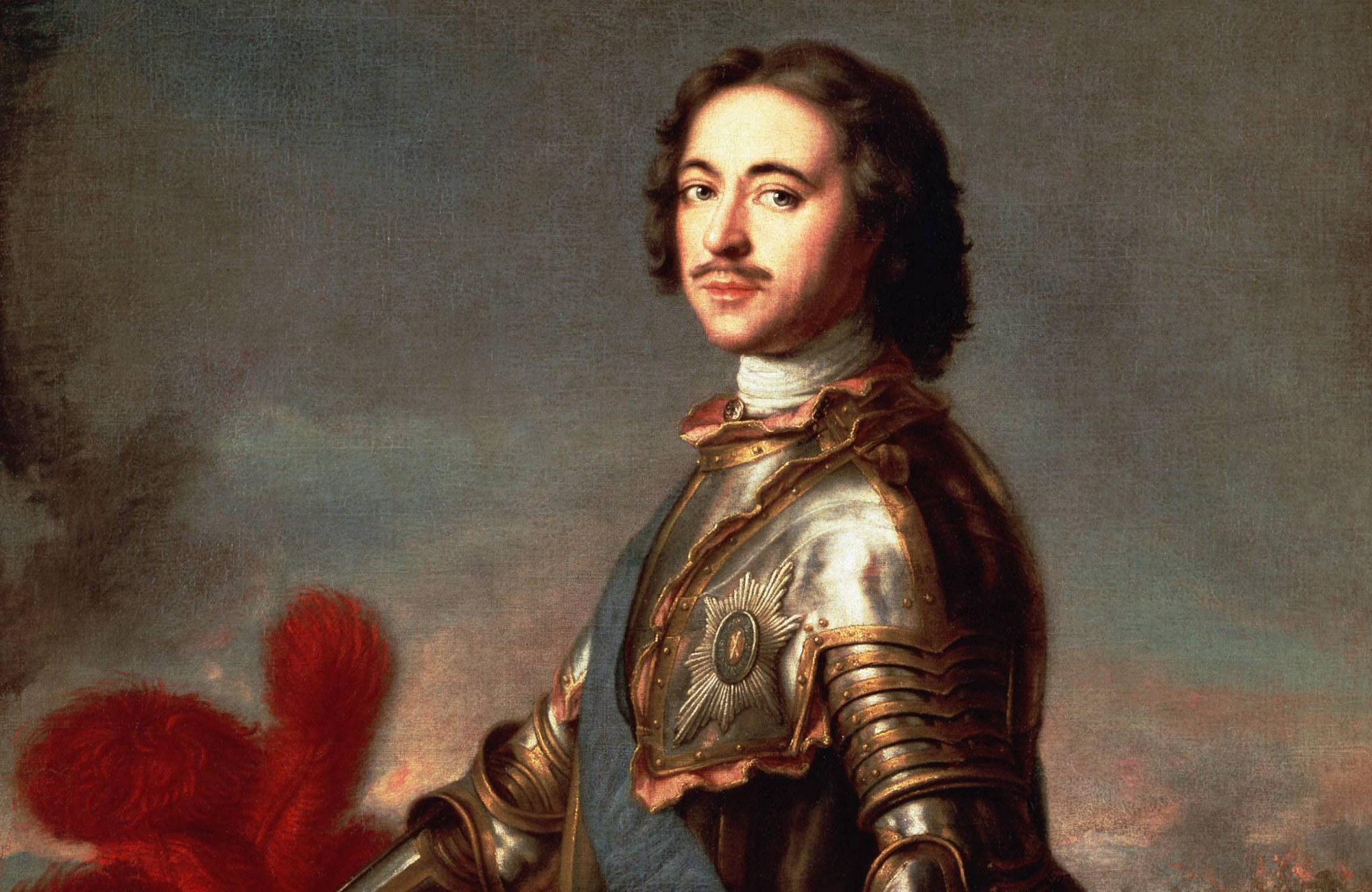 Peter the Great: by Robert K Massie